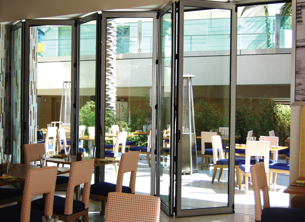 Lift Slide Folding Doors Metal Steel Windows Pivot Doors