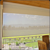 Solar Screen Shade