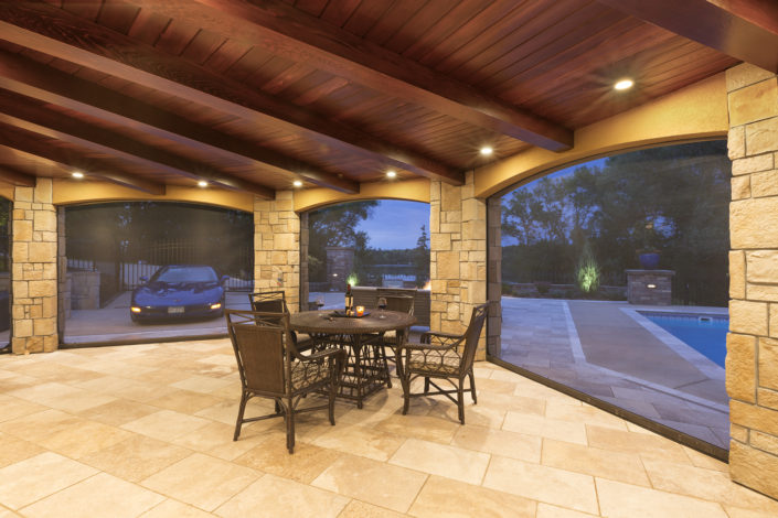Motorized Retractable Screens